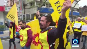 протест, Турция