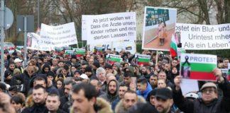 протест, Кьолн
