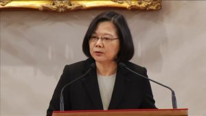 Тайван, президент