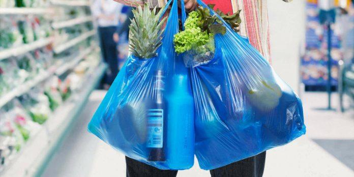 пластмасовите торбички