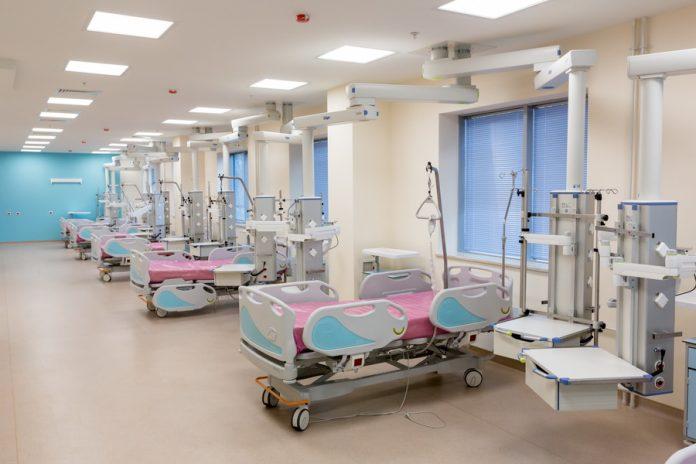 болница, Русия, отравяне