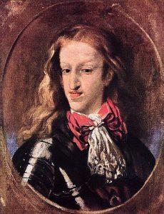 крал Карлос II