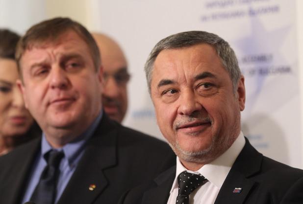 Симеонов, Каракачанов