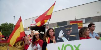 Испания, партия, крайнодясна