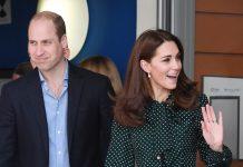 Принц Уилям, Кейт