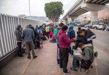 мигранти, Хондусар, САЩ, граница