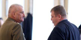 Красимир Каракачанов, Андрей Боцев