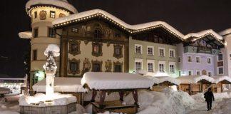 сняг, Германия, студ