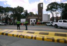 Богота, нападение, тероризъм