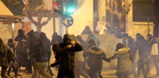 Гърция, протест, Македония, име
