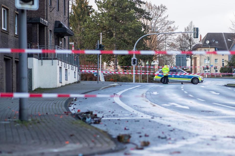 ксенофоб, кола, Германия