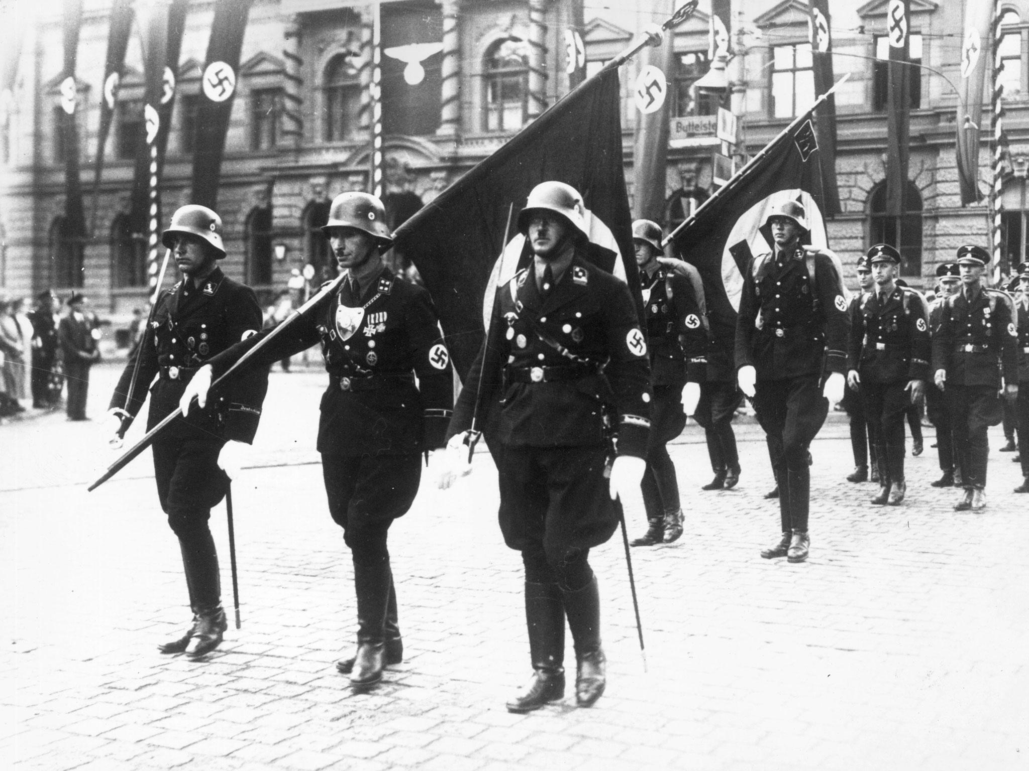 Наркотиците, нацистите