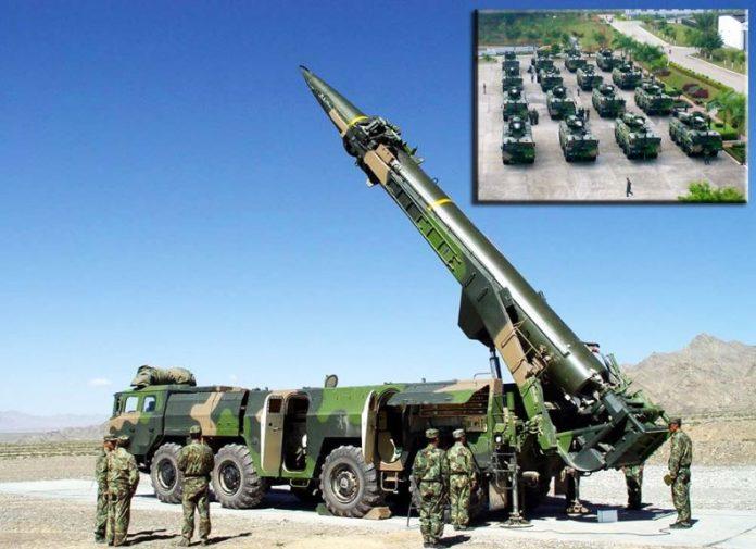 Саудитска Арабия, балистични ракети