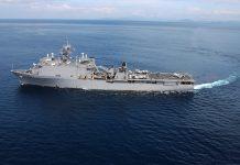 десантен кораб, САЩ