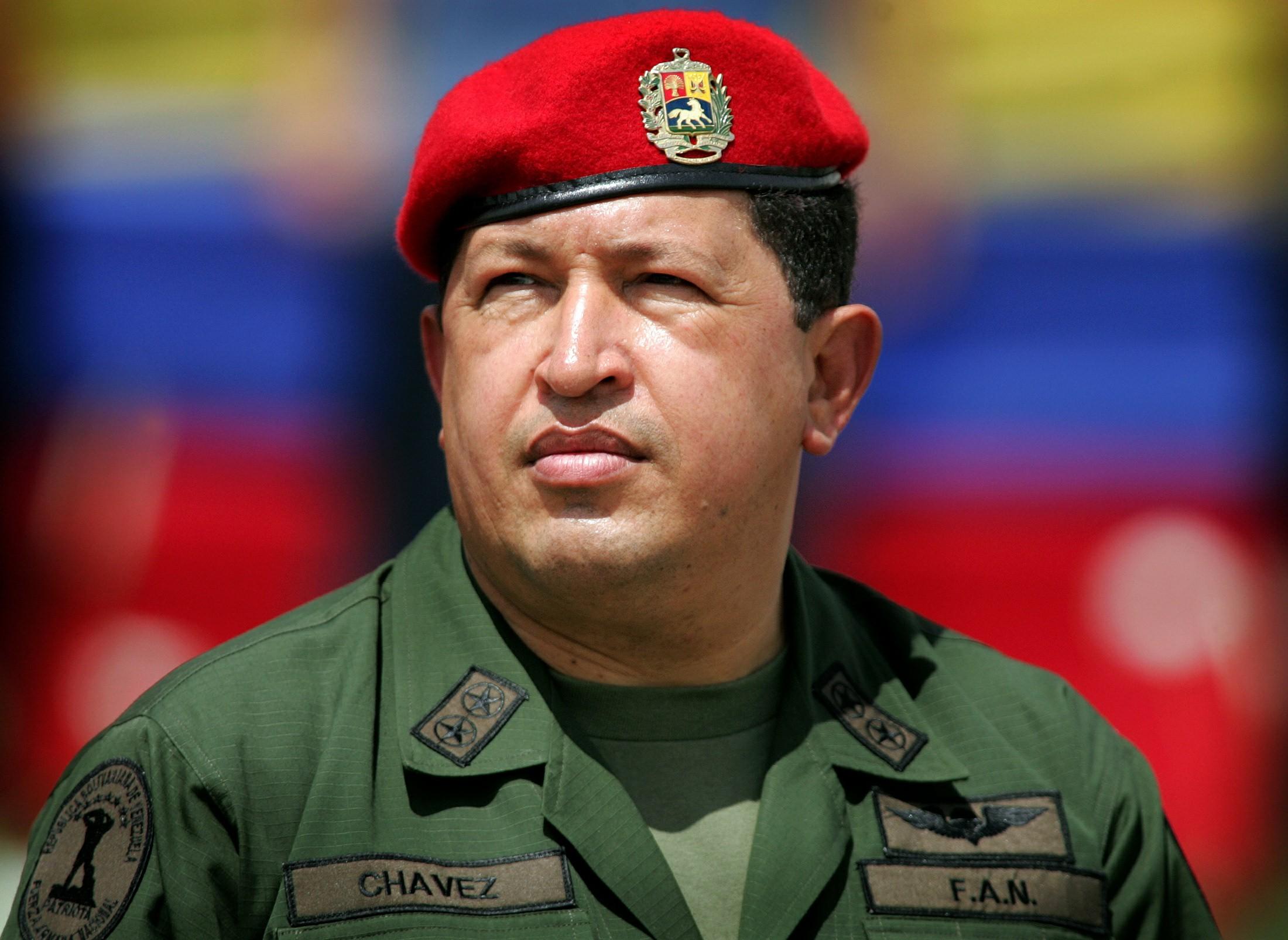 Хуго Чавес
