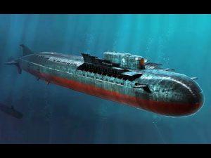 Курск, подводница