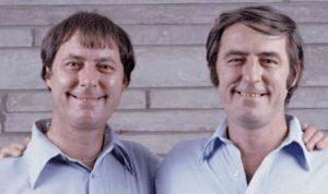 Джим, близнаци