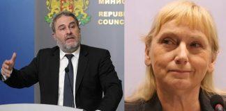 Боил Банов, Елена Йончева