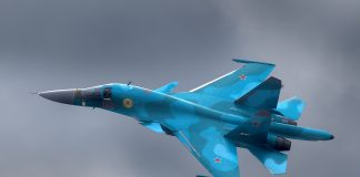 """""""Су-34"""", изтребител"""