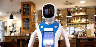 роботи, кафене