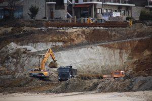 строителство, Черноморие