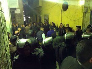 Кайро, експлозия