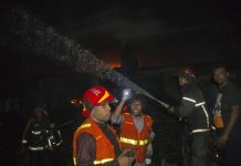 пожар, Бангладеш