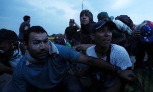 Венецуела, сблъсъци