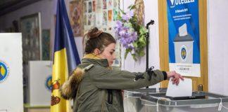 Молдова, изборите
