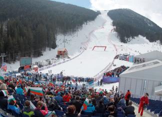 Банско, Световна купа по ски