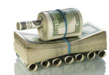 отбранителен бюджет, ЕК, ЕП