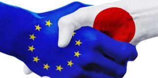 Европейският съюз, Япония