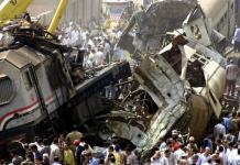 Египет, катастрофа