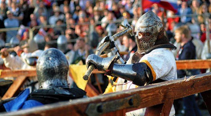 рицари, бухурт