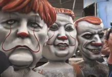 Ница, карнавал
