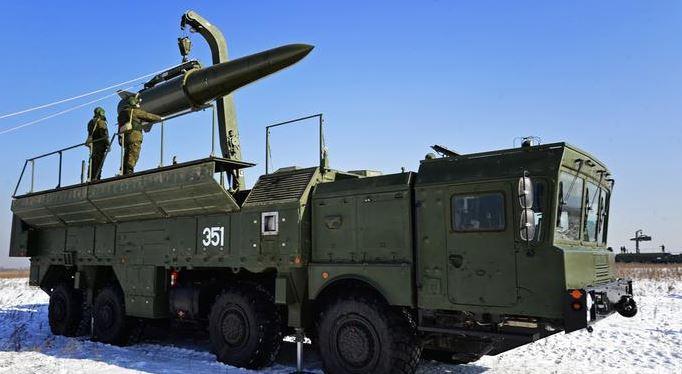 Русия, ядрена ракета