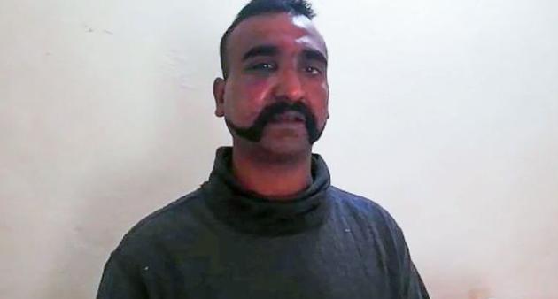 индийският пилот