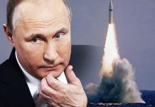 Путин, ракети