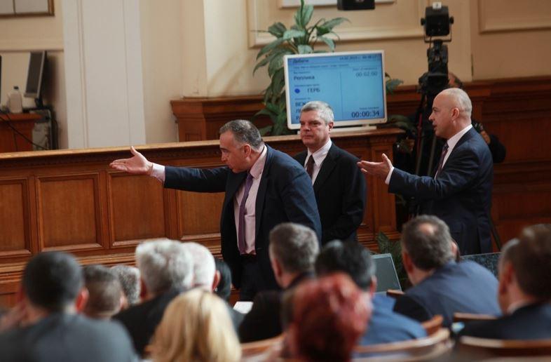 парламент, дебати, изборен закон