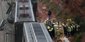 Испания, влак, катастрофа