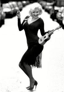Мерилин Монро, рокля