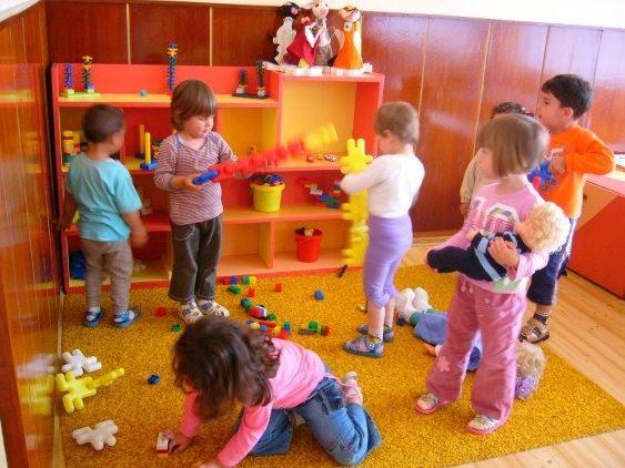 деца, детска градина