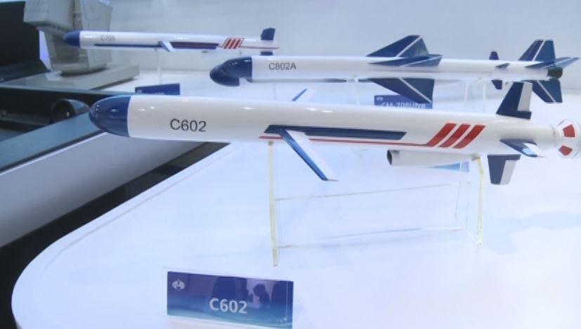 Китай, ракети