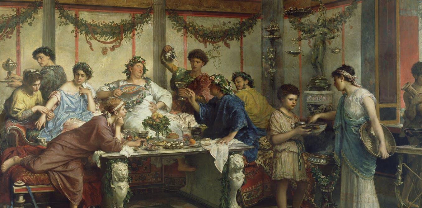 римляните