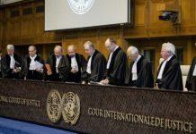 Международен съд, Иран