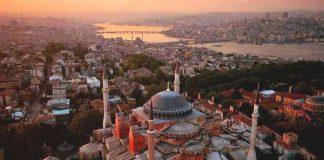 Света София, църква, Истанбул