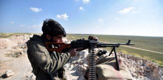 цивилни, Сирия, офанзива