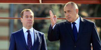 Борисов, Медведев
