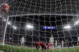Реал Мадрид, Аякс
