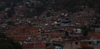 Венецуела, ток